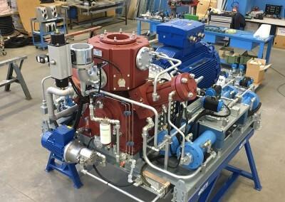 Gaasidetagastus kompressor