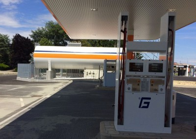 Maagaasi CNG tankuri omadused