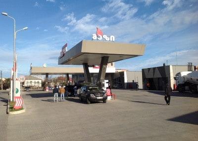 CNG jaamade kavandamises ja teostamises