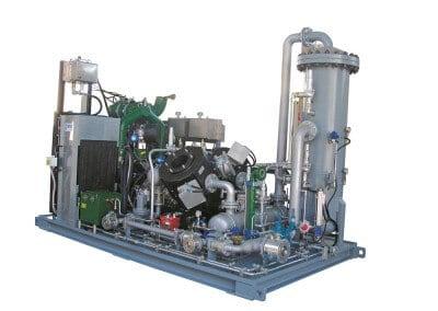 Fornovo Gas toodab kahte tüüpi CNG tankureid