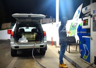 FornovoGas toodab parimaid surugaasi (CNG) tankureid